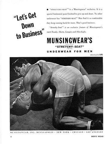 Stretchy-Seat Underwear
