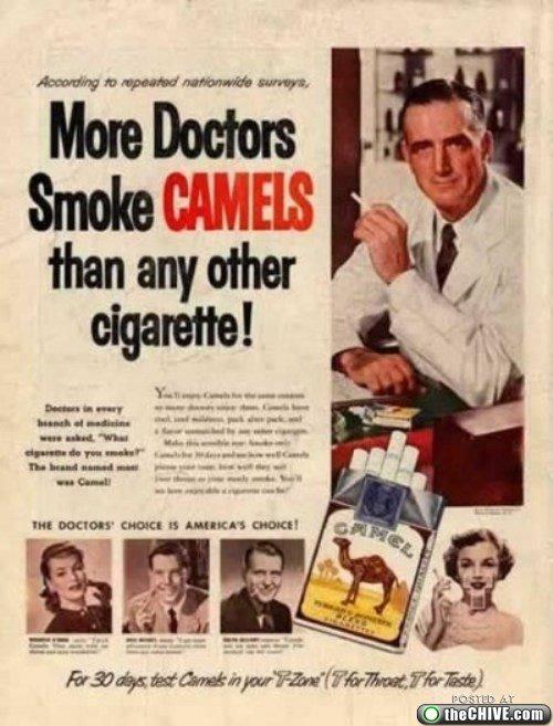 Camels for Doctors