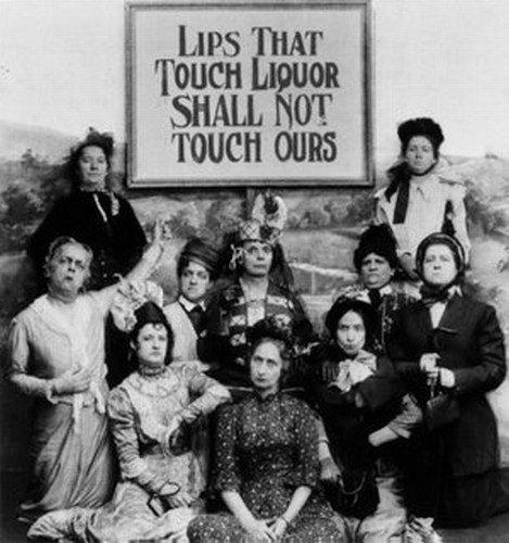 Anti-liquor