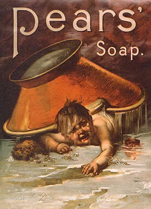 Evil Pears' Soap