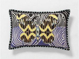 Khari Bluewing Pillow