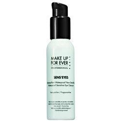 . Make up Forever Sens'Eyes Waterproof Sensitive Eye Cleanser