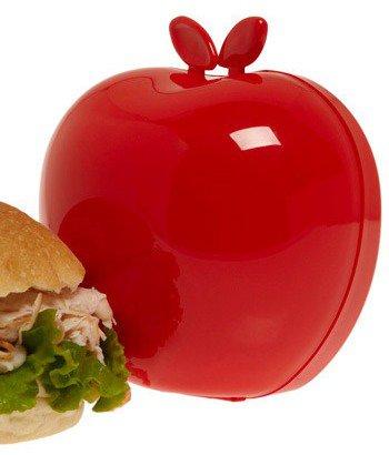 Eating Apple Sandwich Keeper