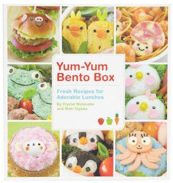 Yum-Yum Bento Box Book