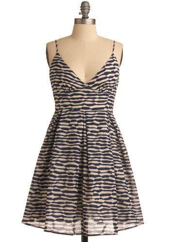 Blue Mountains Dress