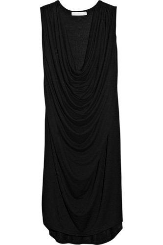 Kan Fiona Draped Jersey Dress