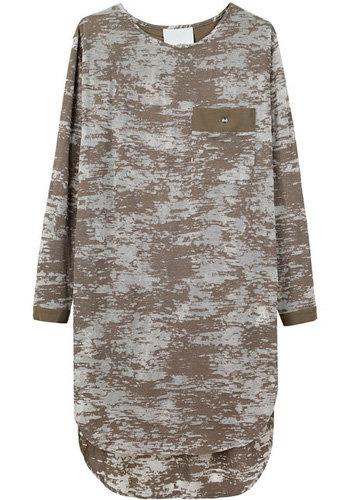 3.1 Phillip Lim Long Sleeved Burnout Dress