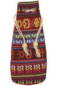 Topshop Pink Aztec Print Sunglasses Case