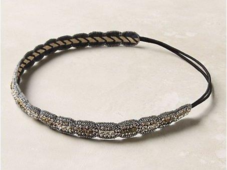 Glittering Lozenge Headband