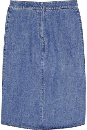 Stella McCartney Mid-Length Denim Skirt