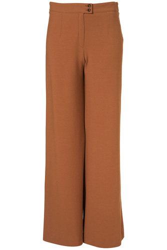 Topshop Rose Seventies Wide Leg Trousers