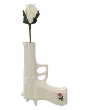 Wall Mounted Gun Vase