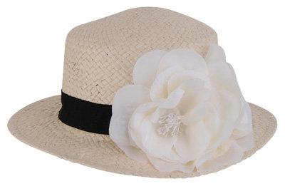 Basketweave Hat