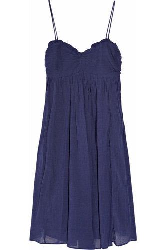 Etoile Isabel Marant 'Kelly' Cotton-Voile Dress