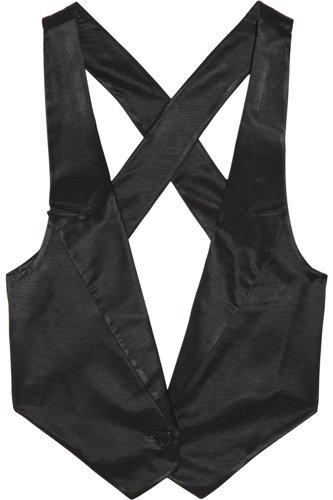 By Malene Birger Cross-Back Vest