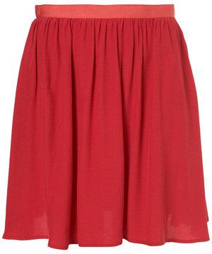Raspberry Flippy Skirt