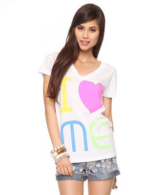 I [Heart] Me Tee