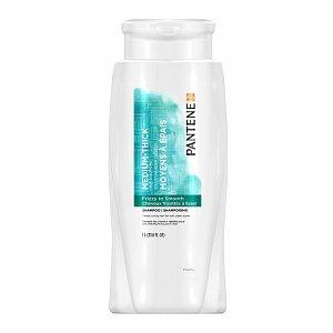 Pantene Pro-V Medium - Thick Hair Solutions Shampoo, Flat to Volume