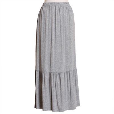 Love Life Maxi Ruffle Skirt