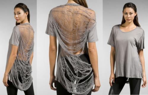 7 DIY Clothing Ideas … Fashion