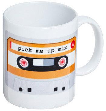 Modcloth All Work and No Playlist Mug