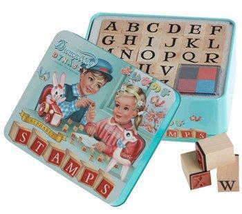 Letter B Stamp Kit