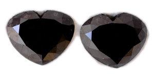 Fancy Black Diamonds