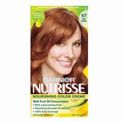 Garnier Nutrisse Level 3 Permanent Creme Haircolor