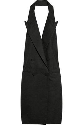 Stella McCartney Backless Tuxedo Dress