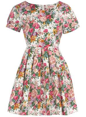 Dorothy Perkins Floral Print Dress