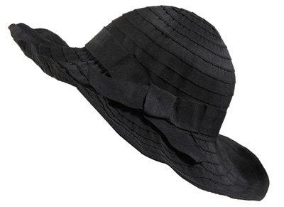 Forever21 Grosgrain Floppy Hat