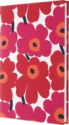Marimekko Mini Unikot Red Notebook