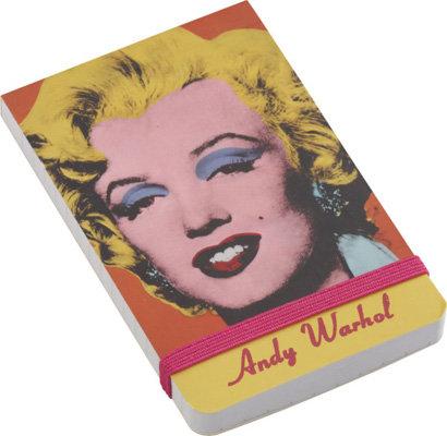 Marilyn Mini Notebook
