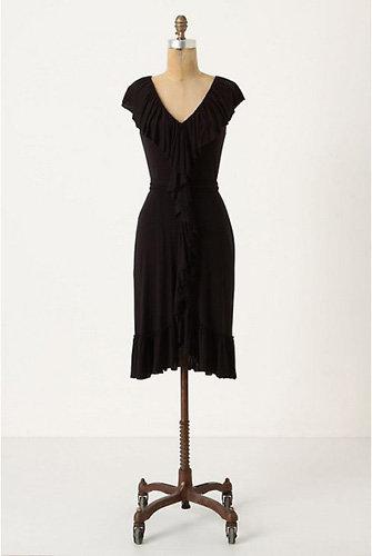 A New LBD: Hourglass Sand Dress