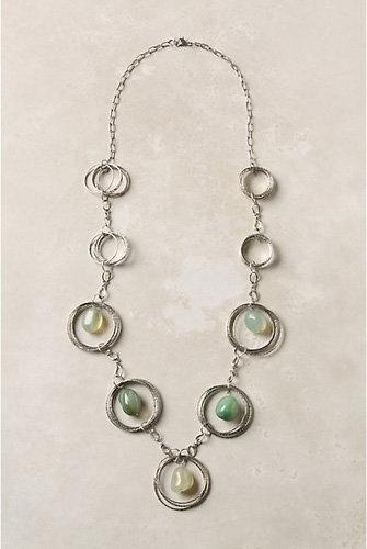 A Necklace: Celestial Orbit Necklace