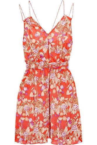 Zimmermann Floral-Print Cotton Dress