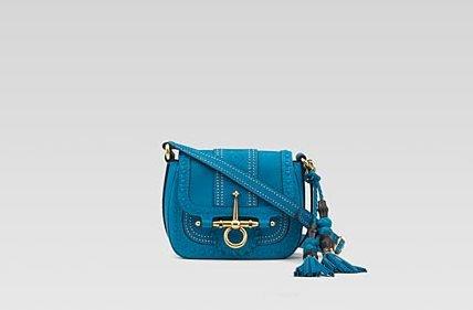 'Snaffle Bit' Small Shoulder Bag