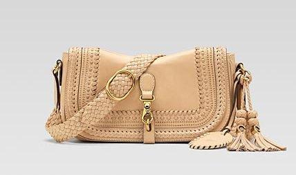 'Handmade' Medium Shoulder Bag