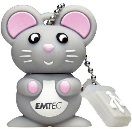 Cute Mouse USB Flash Drive