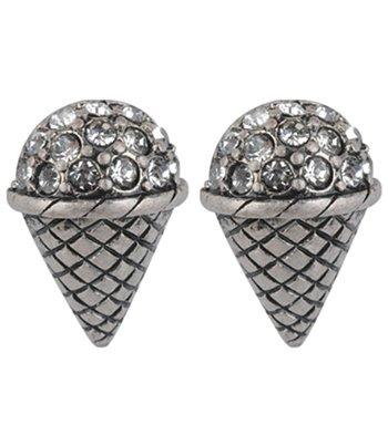 Ice Cream Post Earrings
