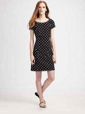 Marc Jacobs Polka Dot Dress