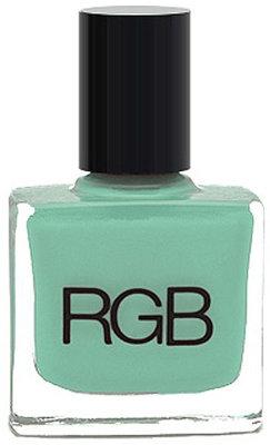 RGB Minty Nail Polish