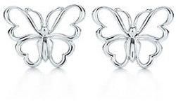 Tiffany Butterfly Earrings