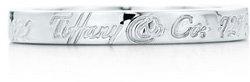 Tiffany Notes Band Ring