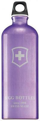 SIGG Swiss Cross Transparent Water Bottle