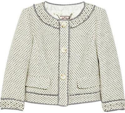 Juicy Couture Jacket À La Chanel