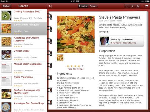 170,000+ Recipes: BigOven – by BigOven.com