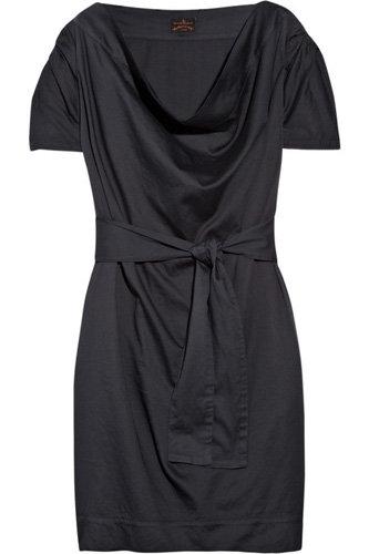 Vivienne Westwood Anglomania Hop 'n' Skip Cotton Dress