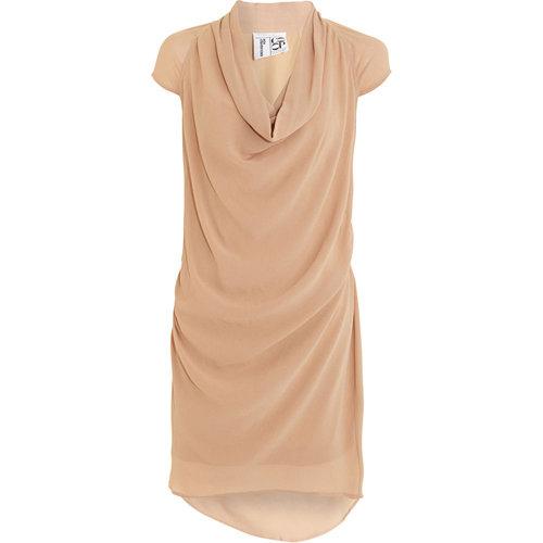 Twelfth St. by Cynthia Vincent Cowel Neck Dress