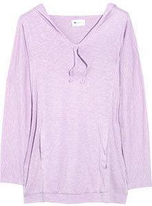 Vanessa Bruno Athe Hooded Cotton Sweater